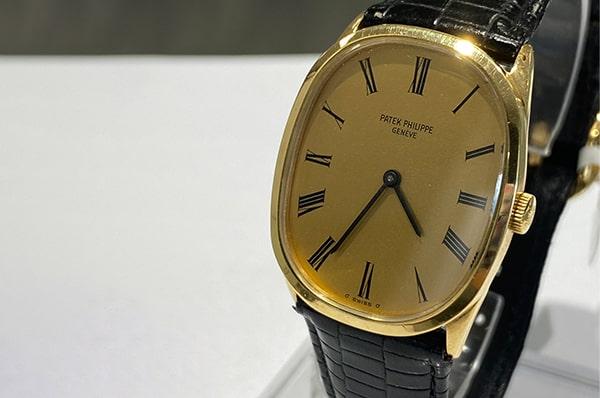 Luxusuhr Patek Philippe Geneve